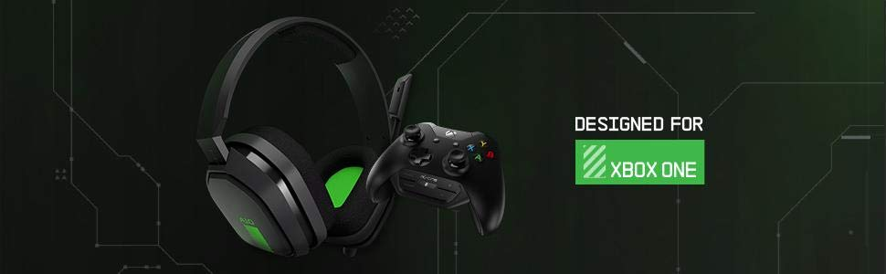 The Astro A10 Gaming Headset Designed for Xbox One