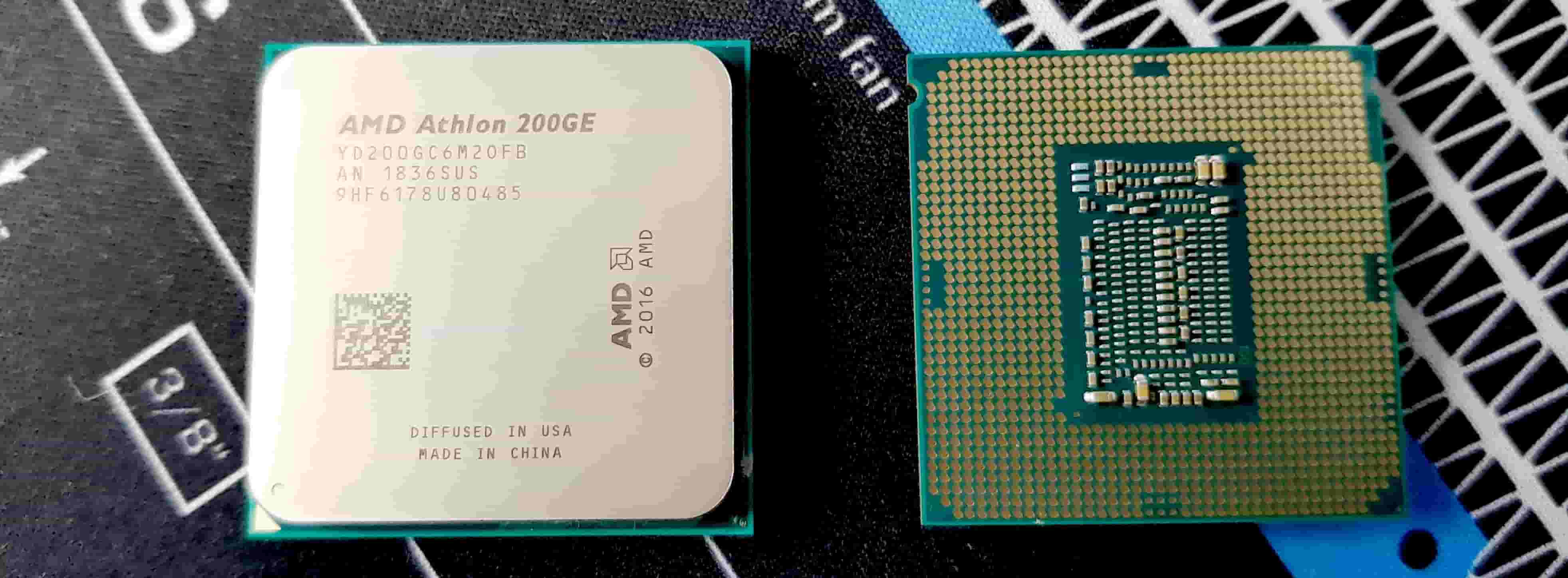 amd cpu front back