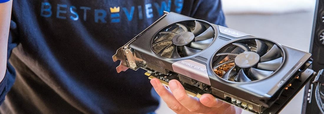 graphics card size