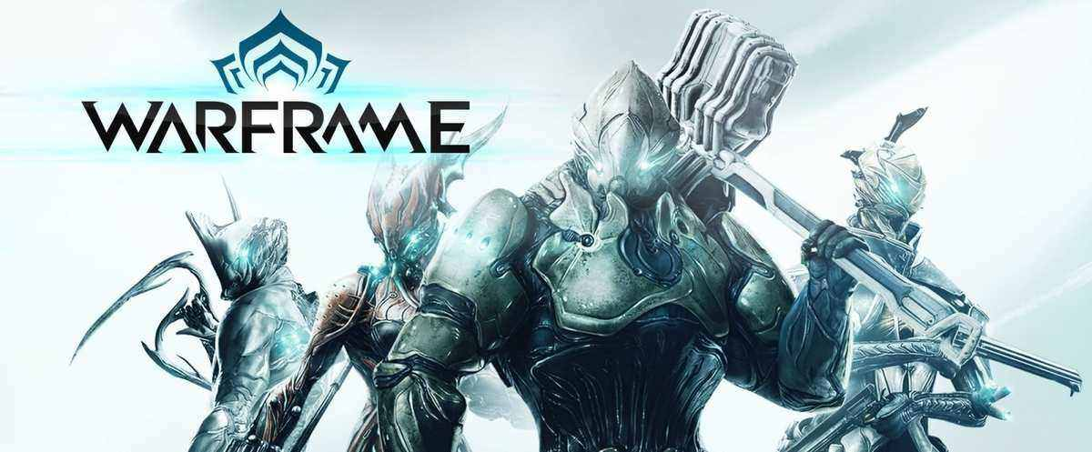 Warframe Cover