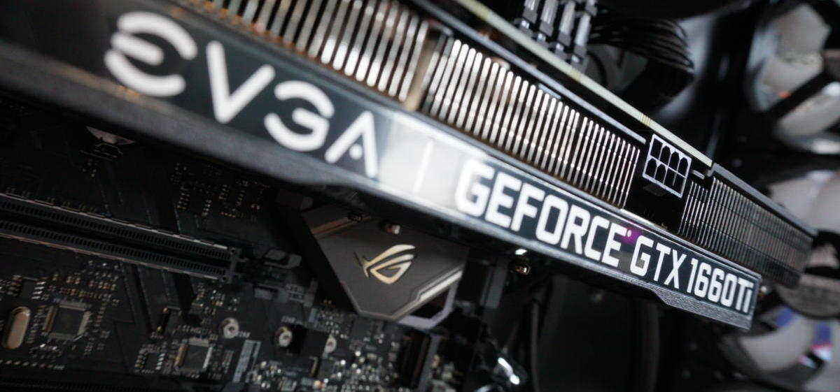 EVGA Geforce GTX 1660Ti